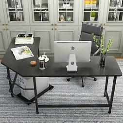 New Computer Desk PC Laptop Table Workstation Corner Home Of