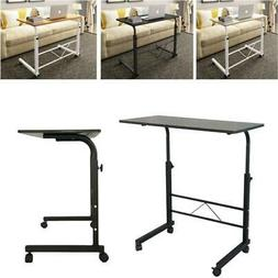 Protable Height Adjustable Laptop Table Stand Computer Desk