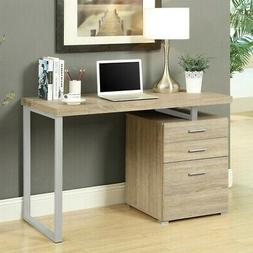 Monarch 48 in. Reclaimed-Look Left or Right Facing Desk